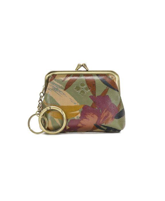 Borse Coin Purse - Palm Leaves