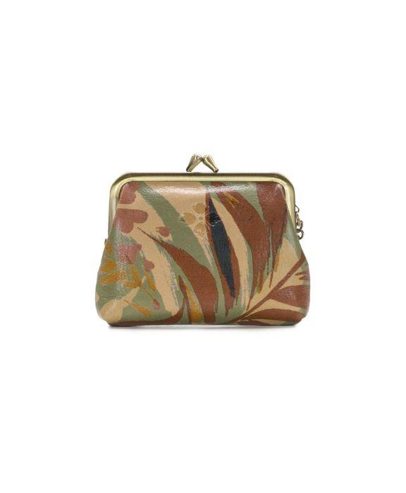 Borse Coin Purse - Palm Leaves 2