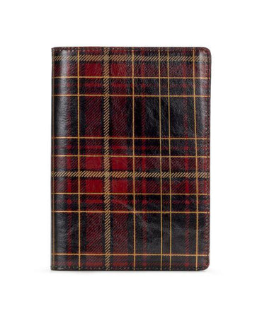 Vinci Journal - Tartan Plaid