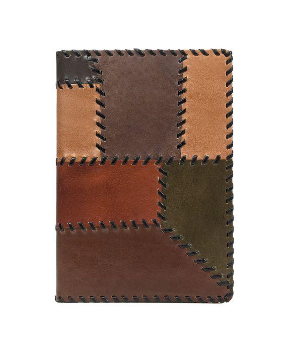 Vinci Journal Patchwork Chocolate