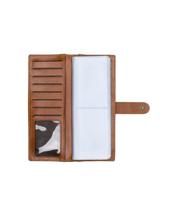 Marotta Card Holder - Palm Leaves