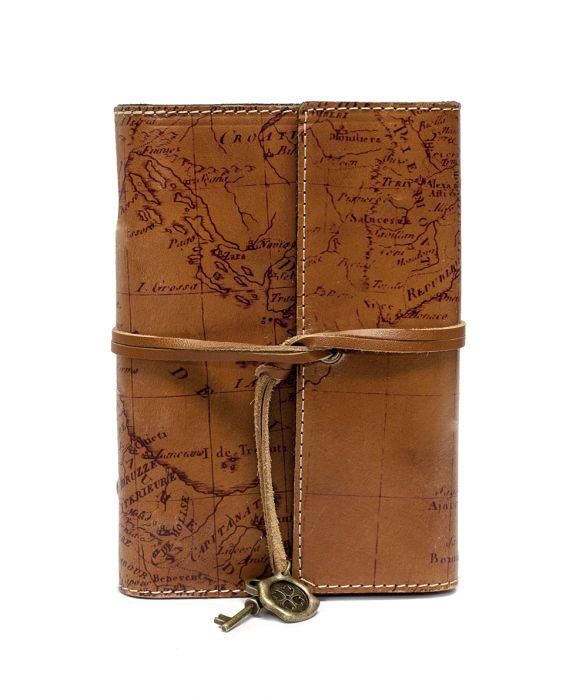 Carmona Wrap Journal - Signature Map