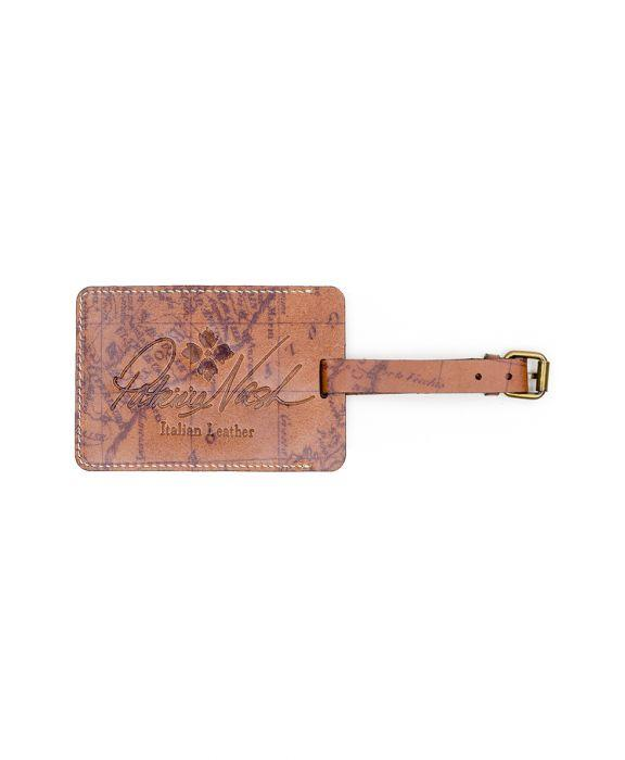 Bagagli Luggage Tag - Signature Map 2
