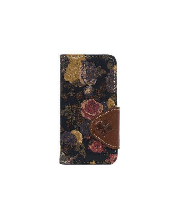 Vara iPhone 7 Case - Denim Fields Olive