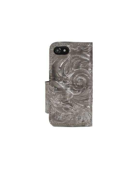 Vara iPhone 7 Case - Glitter Metallic - Pewter