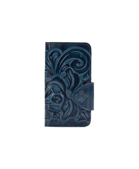 Alassio iPhone 8+ Case - Burnished Tooled 1