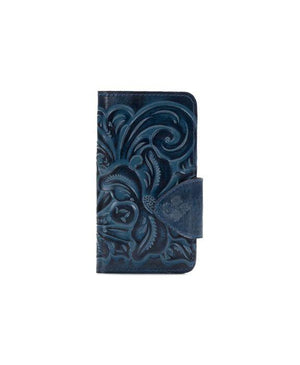 Alassio iPhone 8+ Case - Burnished Tooled