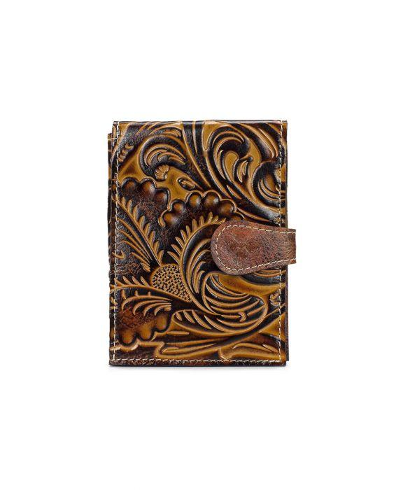 Passport Organizer - Tuscan Tooling