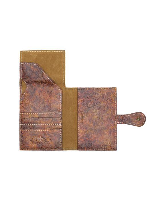 Passport Organizer - Tuscan Tooling 3