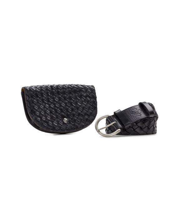 Ponticelli Belt Bag - Black - Black