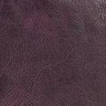 Peretola Passport Sleeve - Floral Deboss - Plum - Swatch