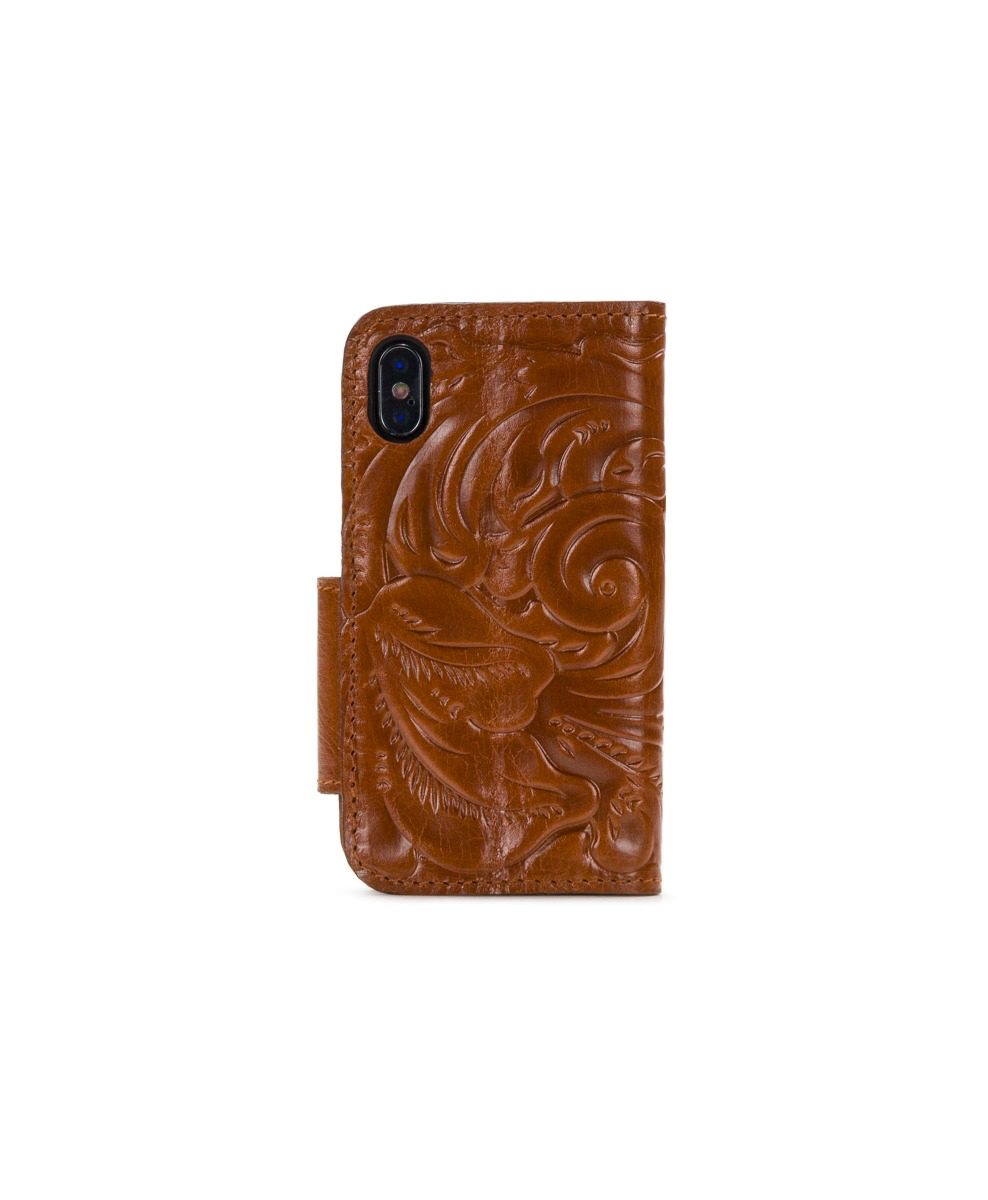 Brenna iPhone 10 Case - Tooled - Florence
