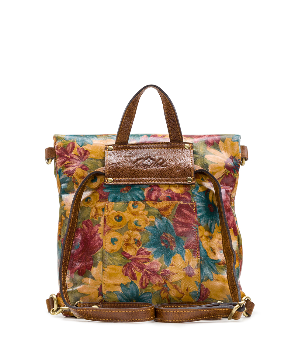 Luzille Backpack - Fresco Bouquet - Fresco Bouquet
