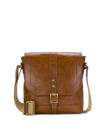 North/South Crossbody - Heritage II - Tan
