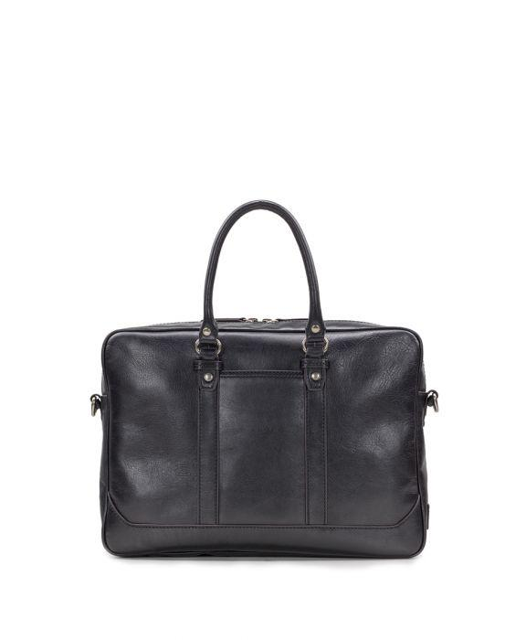 Slim Briefcase - Heritage II - Black