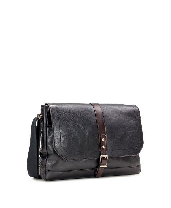 Heritage II Messenger - Black Rust 3