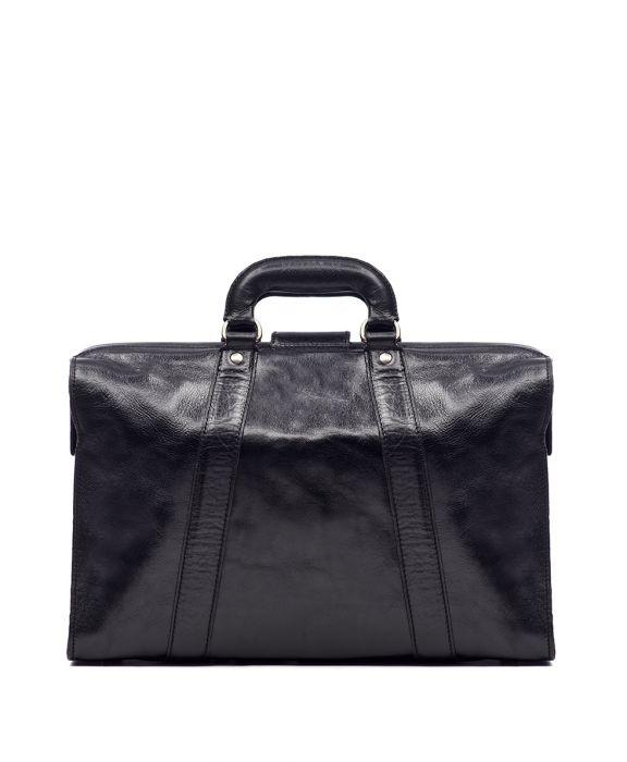 Heritage Lawyer's Briefcase - Black