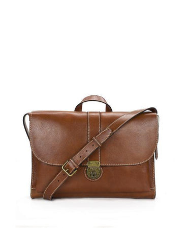 Heritage Messenger - Tan