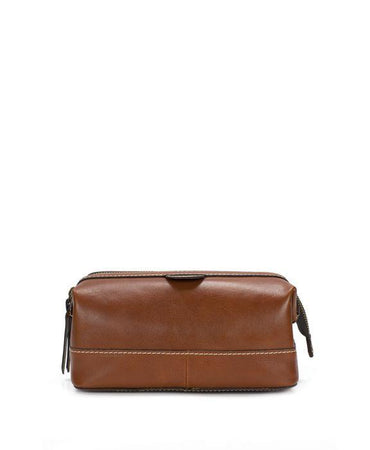 Heritage Travel Case - Tan