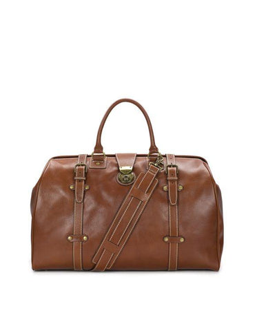 Heritage Weekend Duffel - Tan