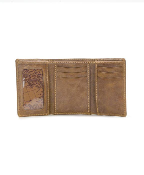Trifold ID Wallet- Corsica 2