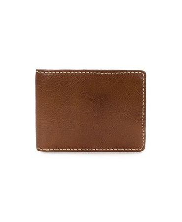 Double Billfold ID Wallet - Heritage - Tan