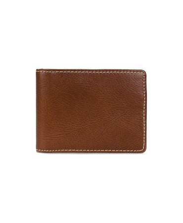 Money Clip Wallet - Heritage - Tan