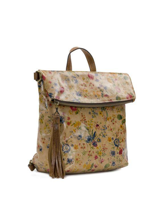 Luzille Backpack - Prairie Rose