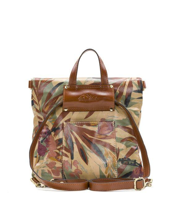 Luzille Backpack - Palm Leaves 2