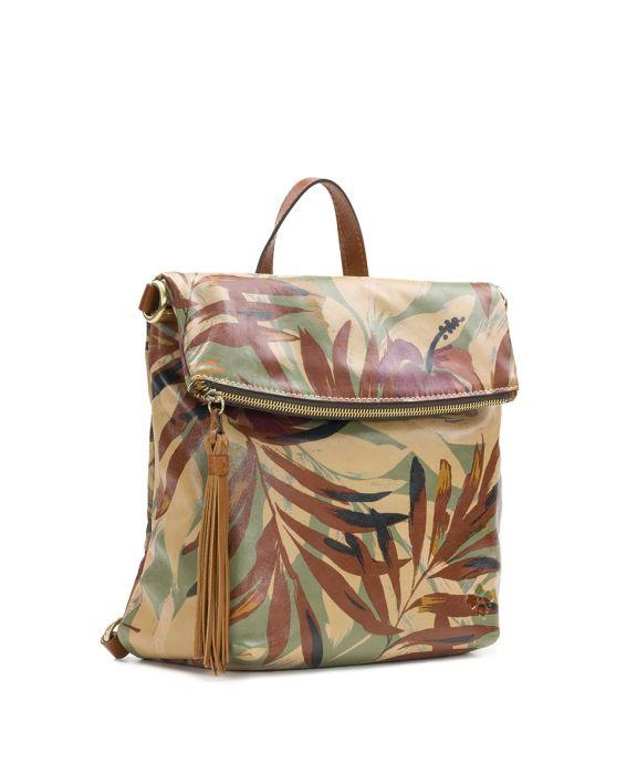 Luzille Backpack - Palm Leaves 3