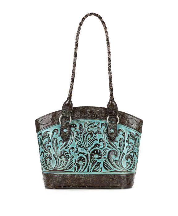 Tooled Turquoise 2