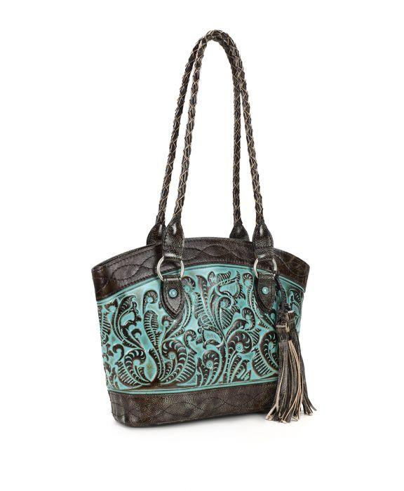 Tooled Turquoise 3