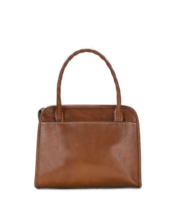 Paris Small Satchel - Tooled