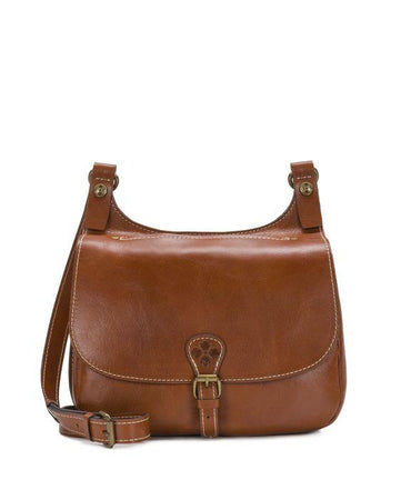 London Saddle Bag - Heritage - Tan