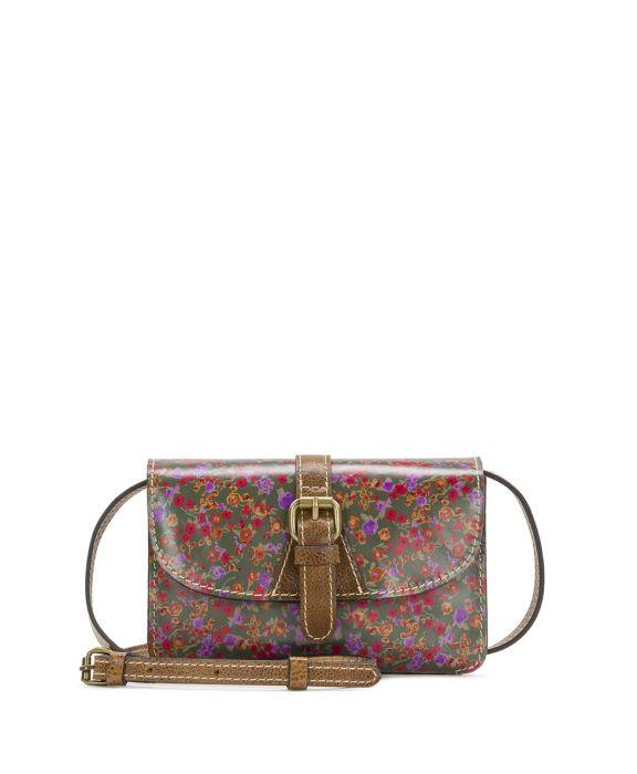 Torri Crossbody - Peruvian Fields