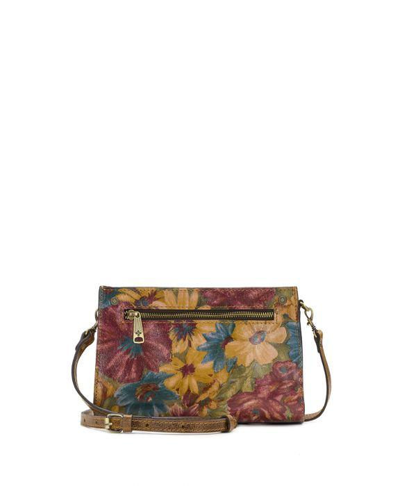 Turati Small Top Zip - Fresco Bouquet