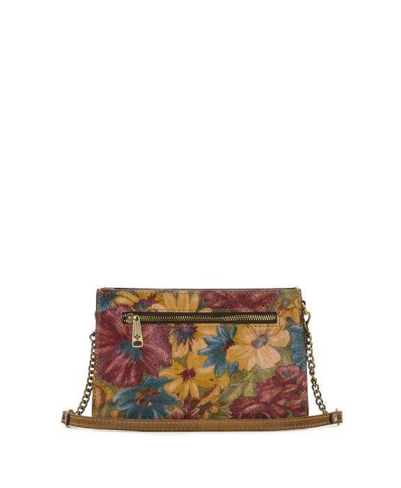Turati Small Top Zip - Fresco Bouquet 2