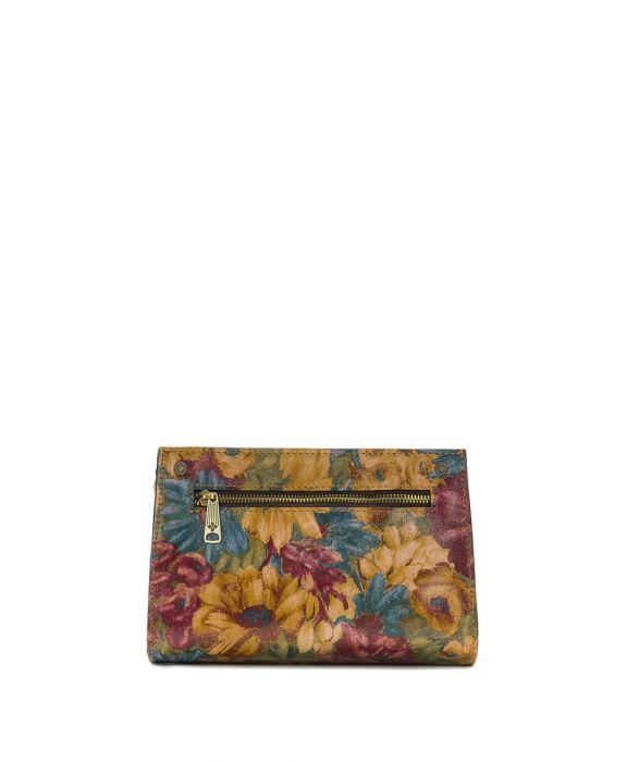 Turati Small Top Zip - Fresco Bouquet 3