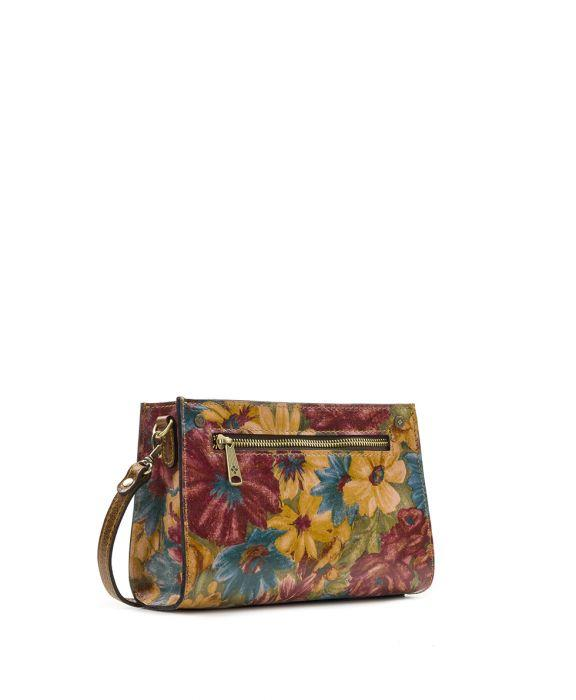 Turati Small Top Zip - Fresco Bouquet 4