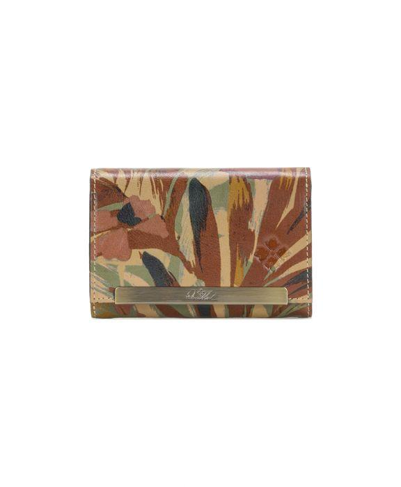 Cametti Wallet - Palm Leaves