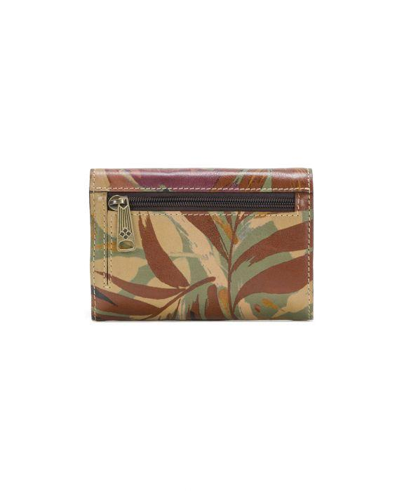 Cametti Wallet - Palm Leaves 2