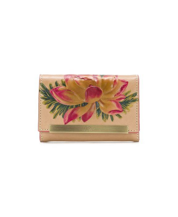 Cametti Wallet - Painted Lily - Sand