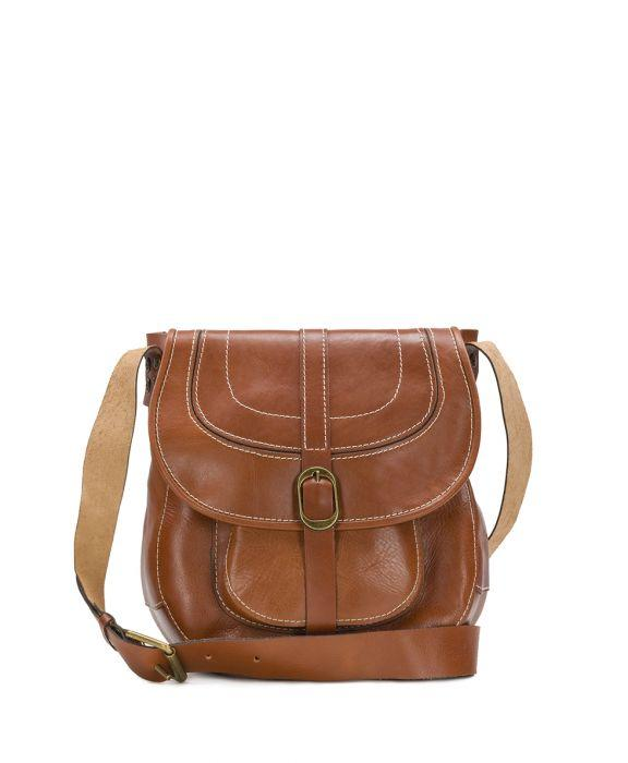 Barcellona Saddle Bag - Heritage