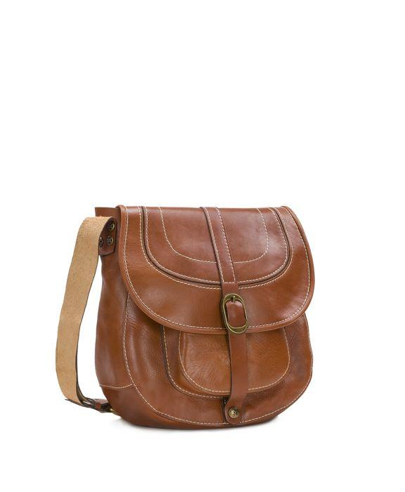 Barcellona Saddle Bag - Heritage 3