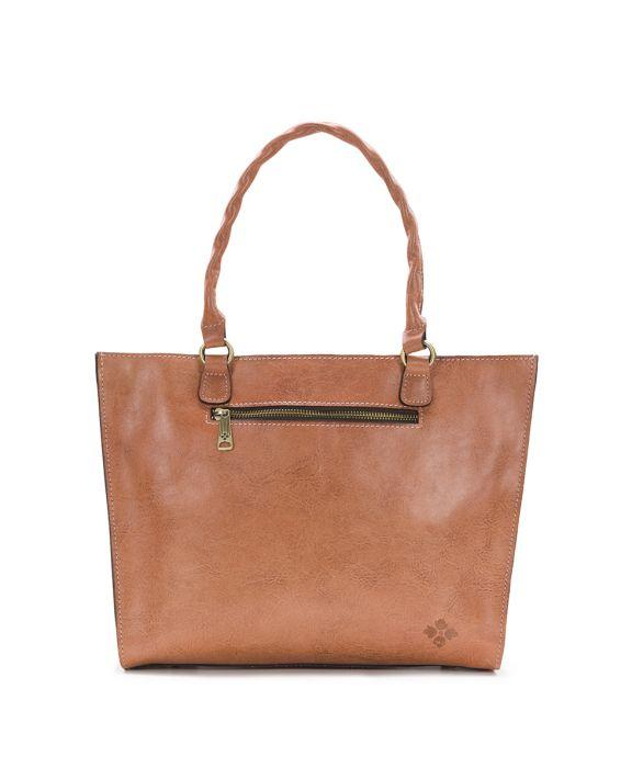 Zancona Tote - Spring Floral Tooling Dusty Rose - Dusty Rose