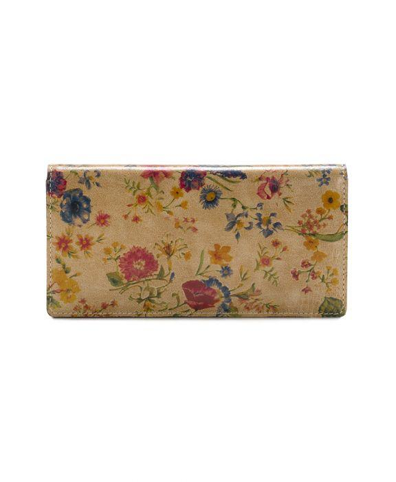 Floriana Clutch Wallet - Prairie Rose