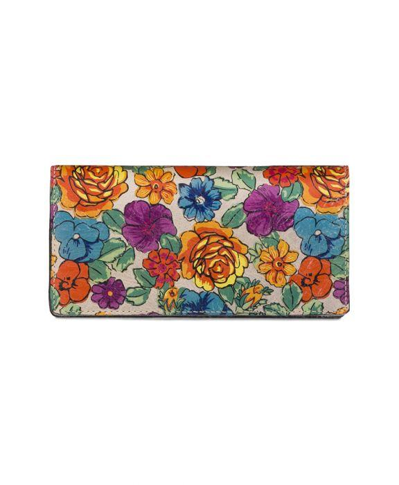 Floriana Clutch Wallet -Spanish Villa 2