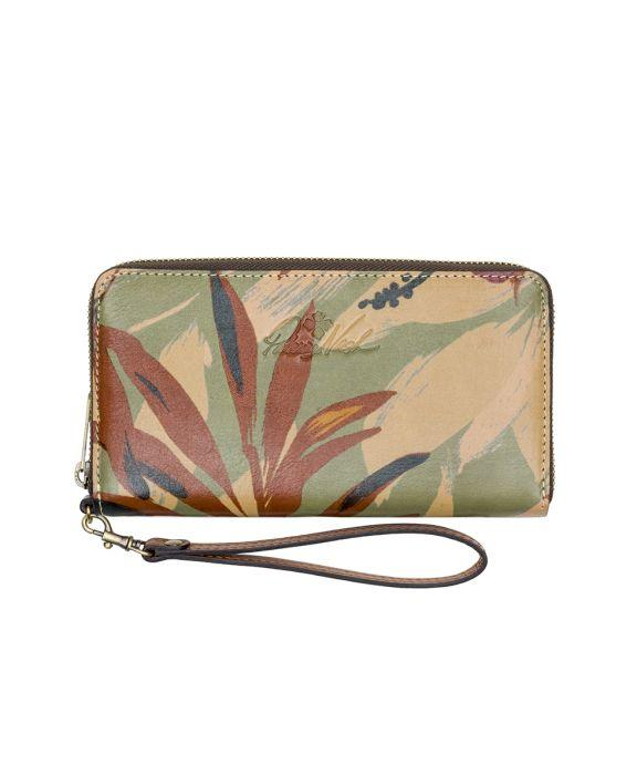 Esla Organizer - Palm Leaves