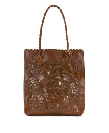 Cavo Tote - Tooled - Florence