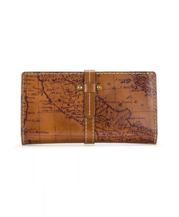 Nevola Checkbook Case - Signature Map